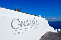 Canaves Oia Sunday Suites - Entrance