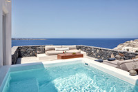 Honeymoon Suite with Plunge Pool